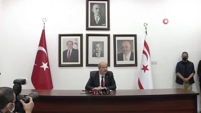 """KKTC Cumhurbaşkanı Tatar: """"Dünyaya sesimizi duyurduk"""""""