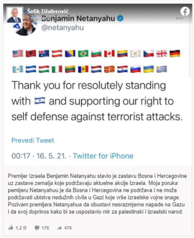 israil basbakani netanyahu katliamlarina destek 14135337 2401 m - İsrail Başbakanı Netanyahu katliamlarına destek veren ülkeleri açıkladı!