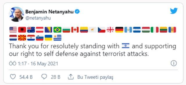 israil basbakani netanyahu katliamlarina destek 14135337 2577 m - İsrail Başbakanı Netanyahu katliamlarına destek veren ülkeleri açıkladı!
