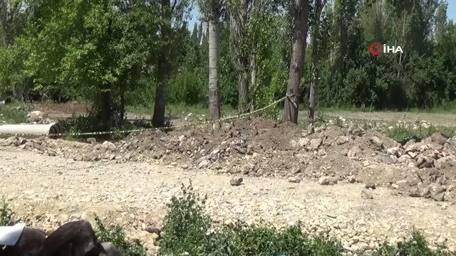 kanalizasyon hatti calismasinda roma donemine 4 14166465 o