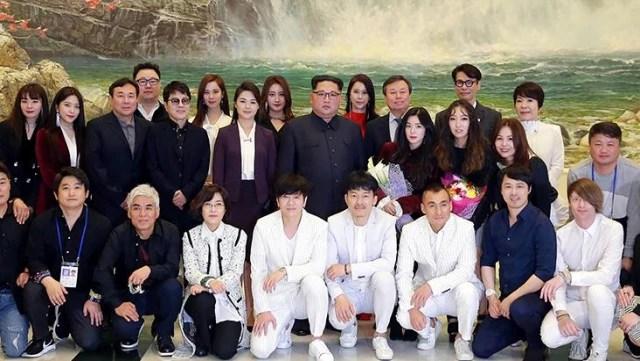 Kuzey Kore lideri Kim Jong-un: K-Pop kötü bir kanser gibi
