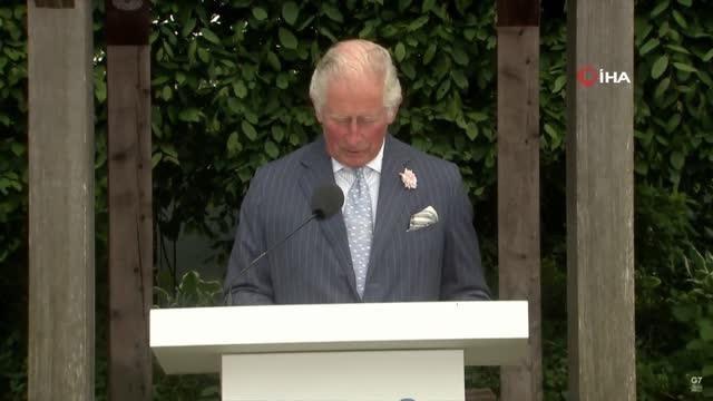 """Son dakika haberleri... İngiltere Prensi Charles: """"İklim değişikliği için küresel işbirliği yapılmalı"""""""