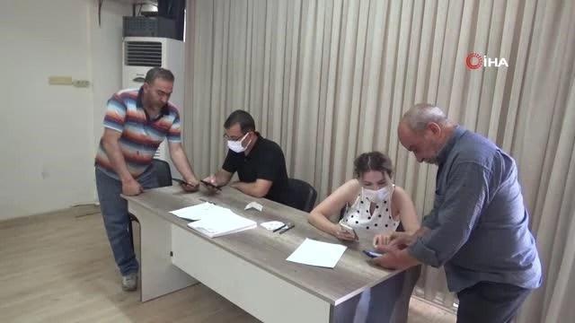 Kilis'te 40 yaş üzeri vatandaşlar ile SGK'lılar aşılanıyor