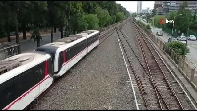 Metro A.Ş.'de elektriğe kapıldı, hem işinden hem sağlığından oldu