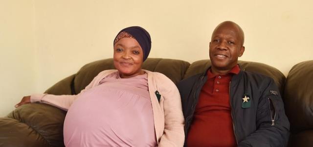 Hamilelik fotoğrafları tamamen düzmece! Tek seferde 10 çocuk doğurduğunu söyleyen kadın nitelikli dolandırıcı çıktı