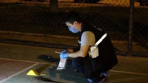 Son dakika haber! İzmir'de kendisini uyaran polis memuruna bıçakla saldırdı