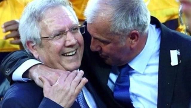 Aziz Yıldırım'ın teklifine Obradovic'ten duygusal cevap: Seninle cehenneme bile gelirim