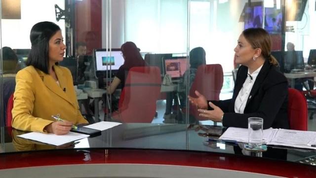 AK Partili Sare Aydın, Türkiye'deki Suriyelilerin durumunu Almanya'da yaşadığı bir anıyla anlattı
