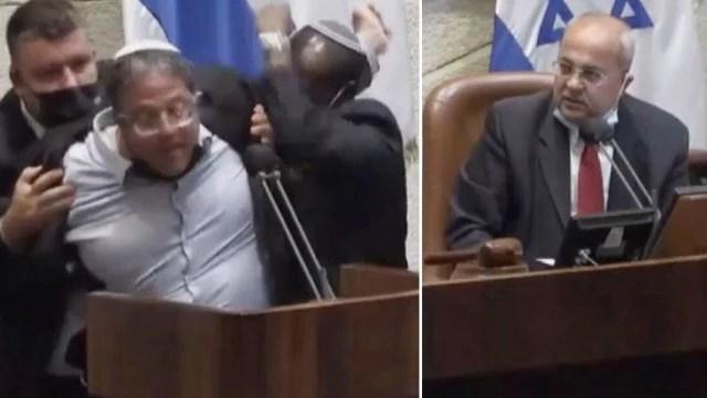 israil parlamentosu nda milletvekili ben gvir i 14292077 2637 o