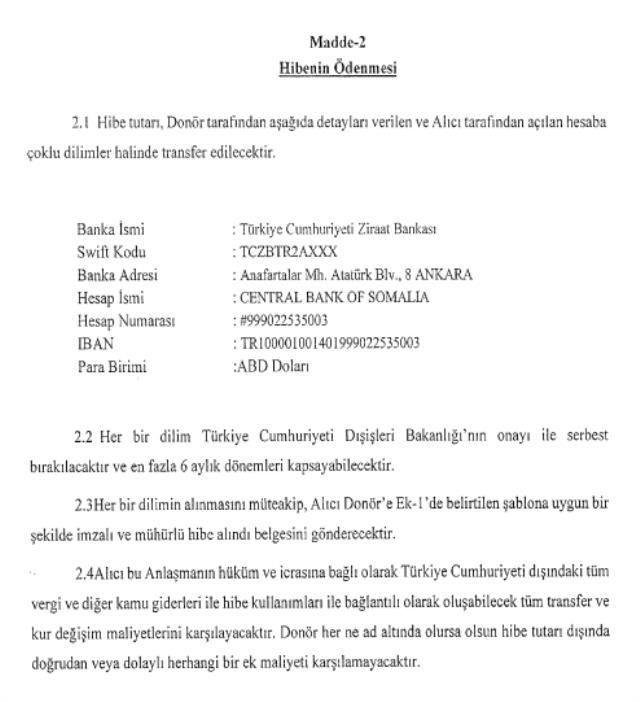 resmi gazete de yayimlandi somali ye 30 milyon 14310153 9125 m