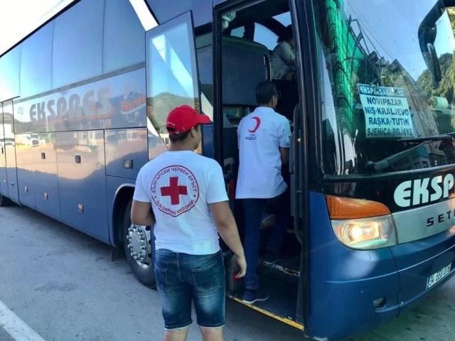 Türk Kızılay, Bulgar Kızılhaçı ile 'Güvenli Yol Projesi'ni başlattı