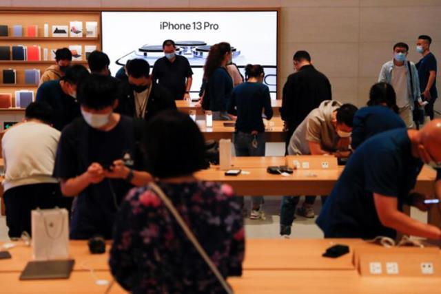 iphone 13 cilginligi gundem oldu ilk 14417699 3854 m