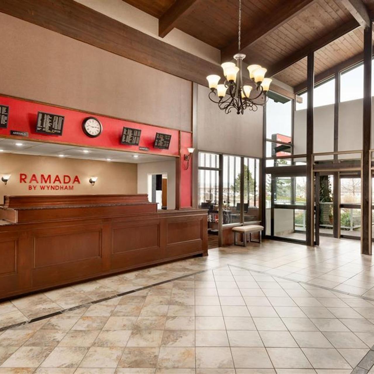 hotel ramada spokane airport united