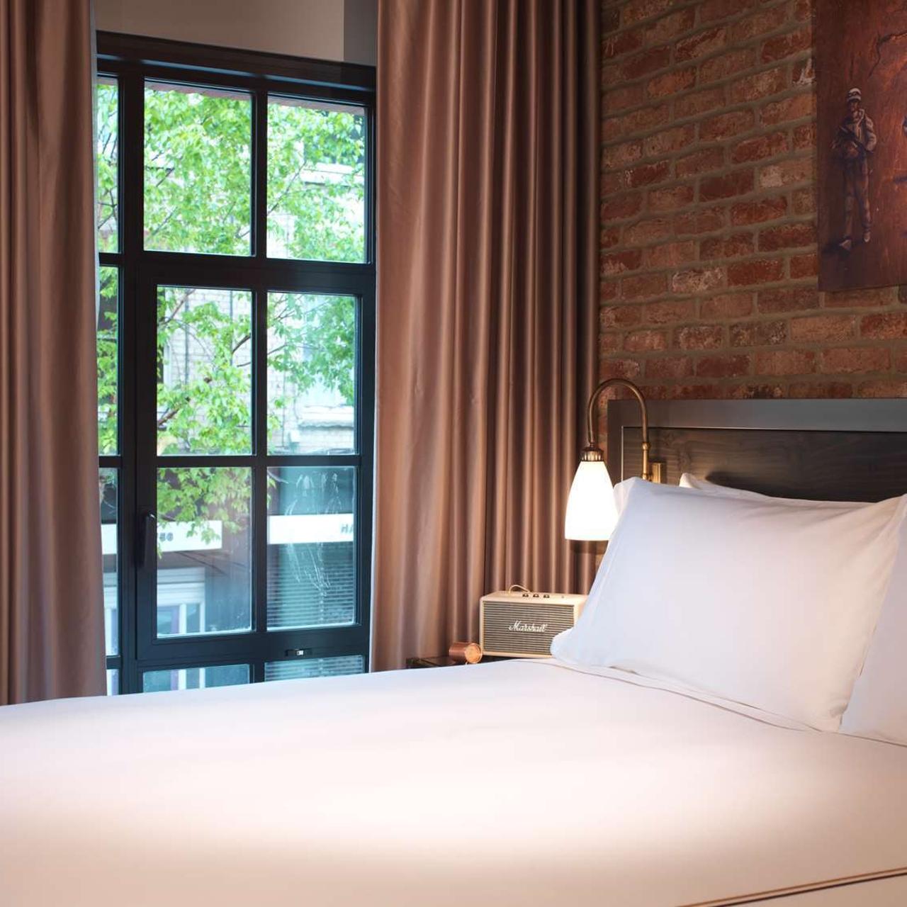 hotel the curtain grossbritannien bei