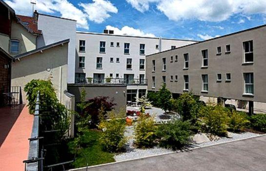 Hotels Und Bernachtungen Am Jardin Botanique De Besanon