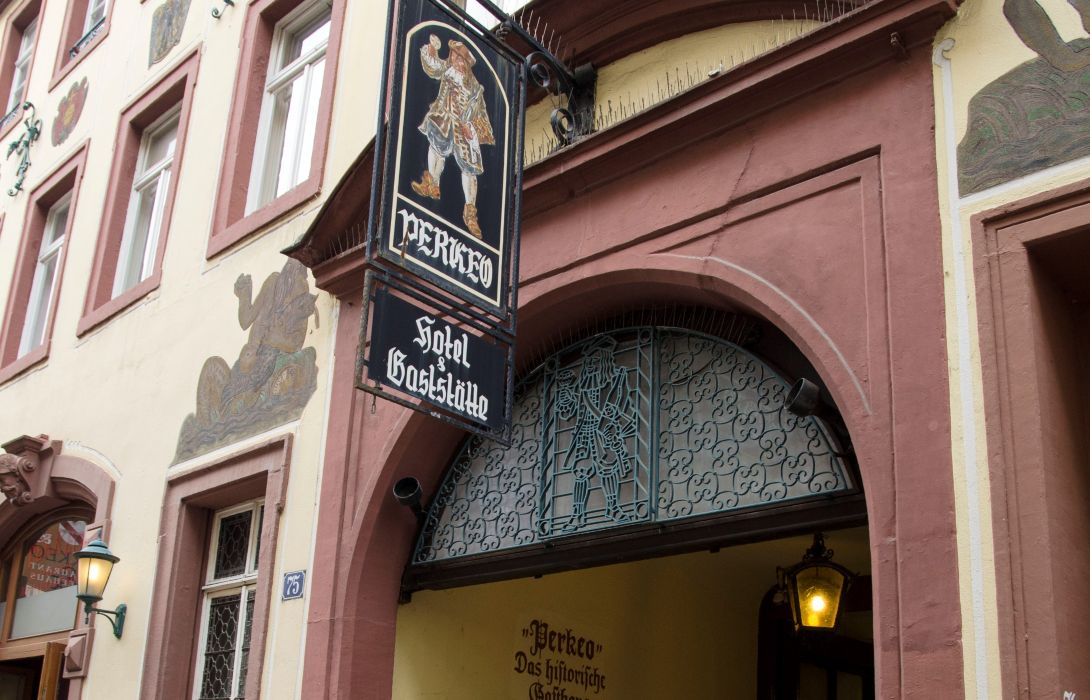 Hotel Perkeo Heidelberg Great Prices At Hotel Info