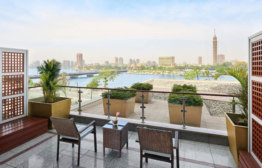 Hotel The Nile Ritz Carlton Cairo Great Prices At Hotel Info