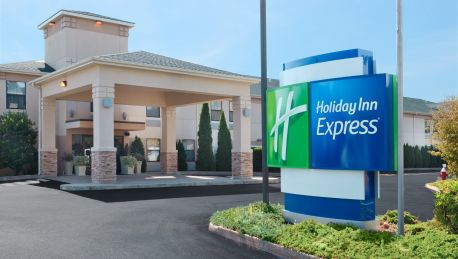 Holiday Inn Express Vernon Manchester 3 Hrs Star Hotel