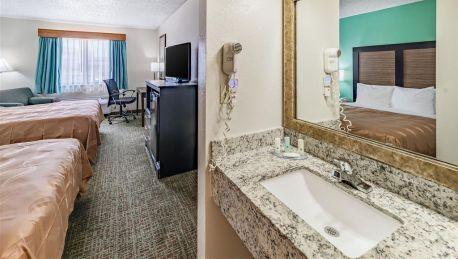 Quality Inn Allen Plano East 2 Hrs Star Hotel