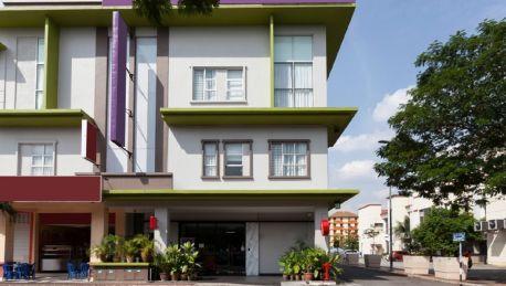 Zen Rooms Near Salam Hospital D Metro Hotel 2 Hrs Star