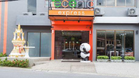 Hotel Recenta Express Phuket Town 3 Hrs Star Hotel In Ban