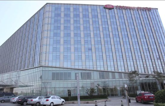 Hotel Crowne Plaza TIANJIN BINHAI – HOTEL DE