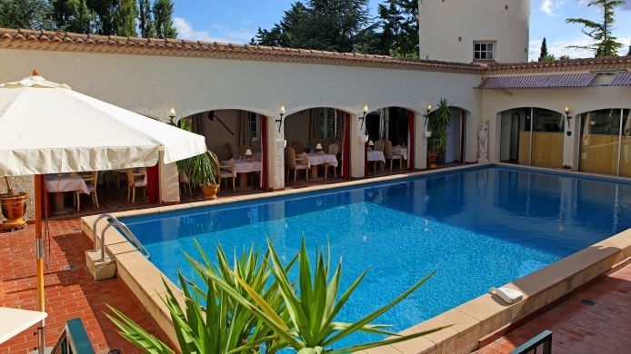 Hotel L Hacienda Relais Du Silence 3 Hrs Star Hotel In