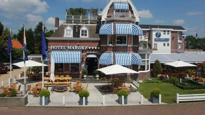 Fletcher Hotel Restaurant Marijke 4 Hrs Star Hotel In Bergen