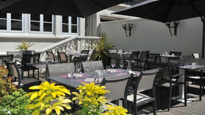 Hotel Mercure Paris Saint Cloud Hippodrome 4 Hrs Star Hotel