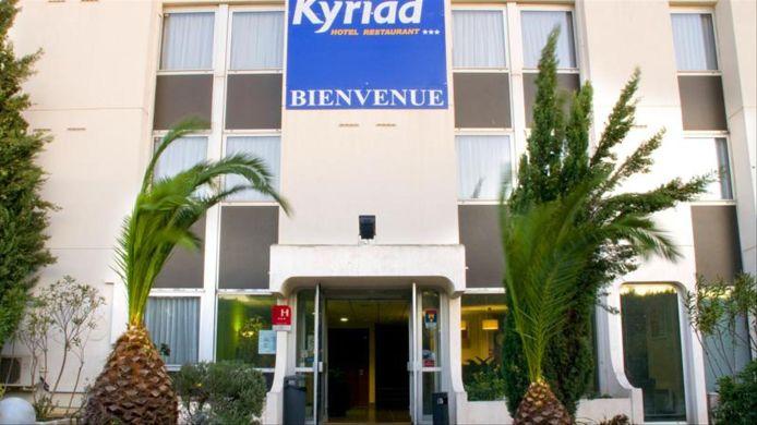 Hotel Kyriad Marseille Ouest Martigues 3 Hrs Star Hotel