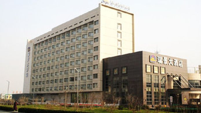 Richview Hotel 4 Hrs Star Hotel In Tianjin