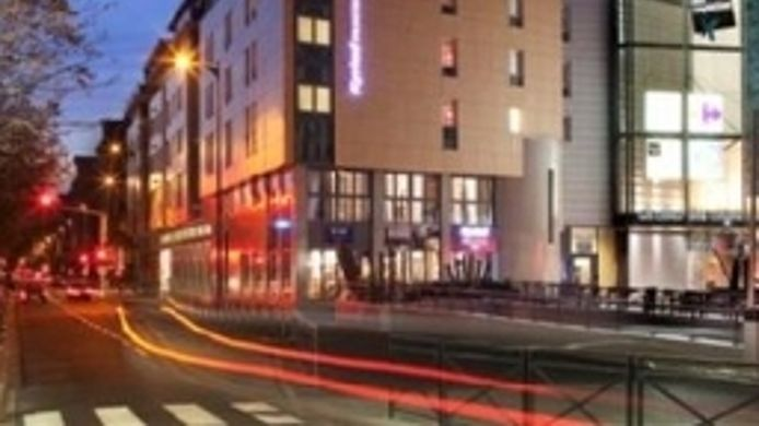 Hotel Kyriad Prestige Thionville Centre 4 Hrs Star Hotel