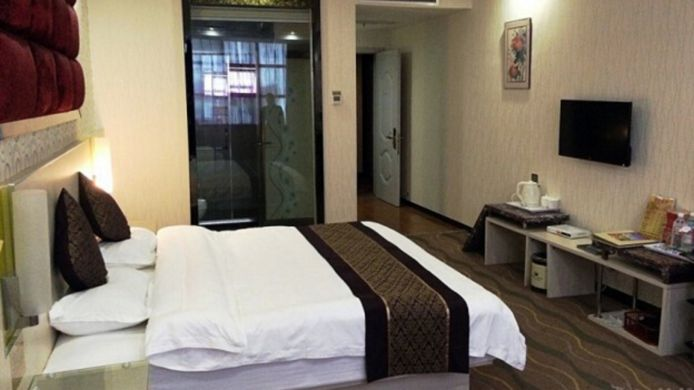 Mingyuan Hotel 2 Hrs Star Hotel In Hechi