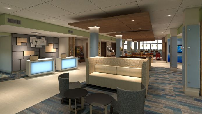 Holiday Inn Express Suites Cincinnati North Monroe