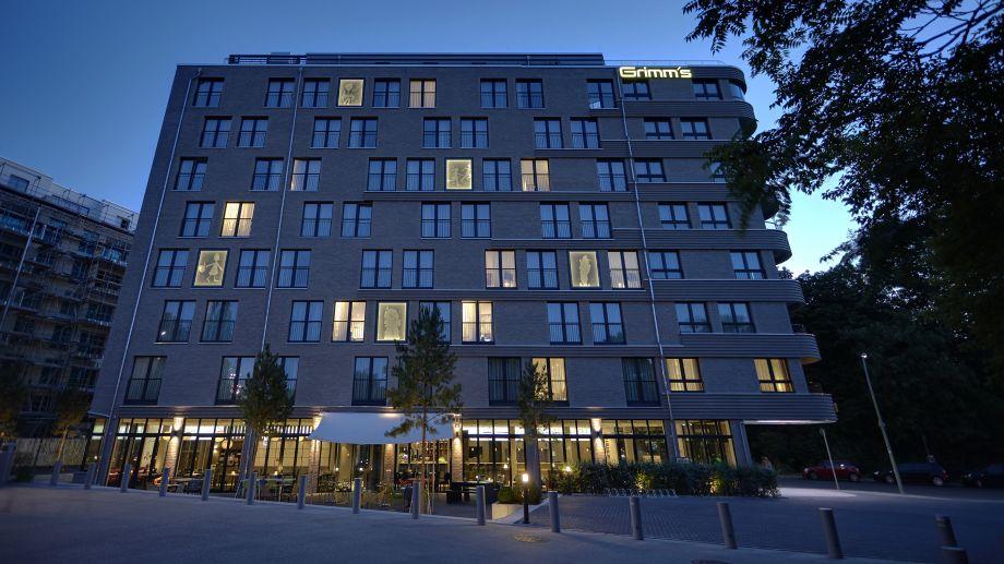 Hotel Grimms Potsdamer Platz  Berlin  3 Sterne Hotel