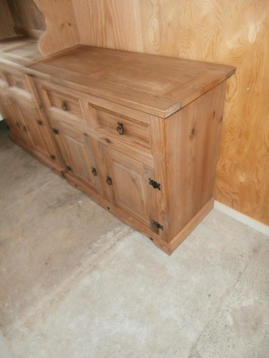 Mexicaans Grenen Mexican Pine Furniture Decoration Access