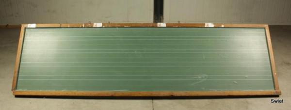 9212 Vintage oud schoolbord krijtbord bord stoer