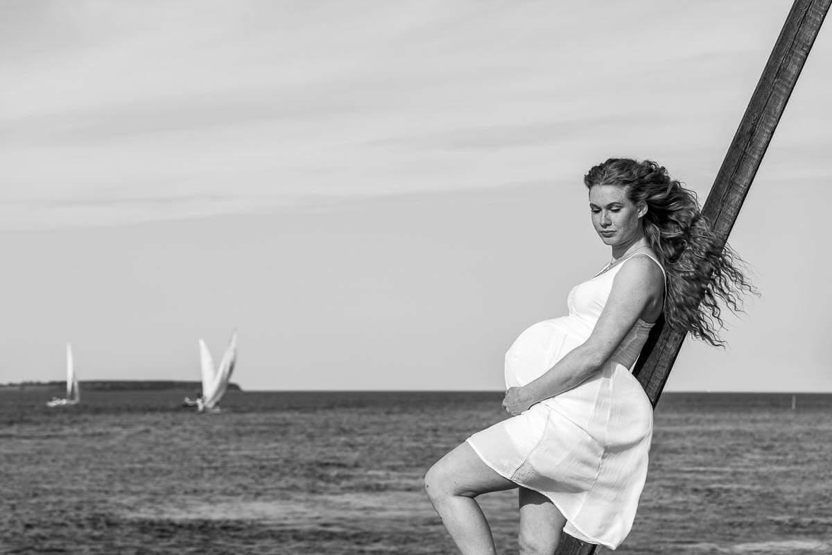 Gravid fotografering Odense Fyn Sjlland og i Jylland