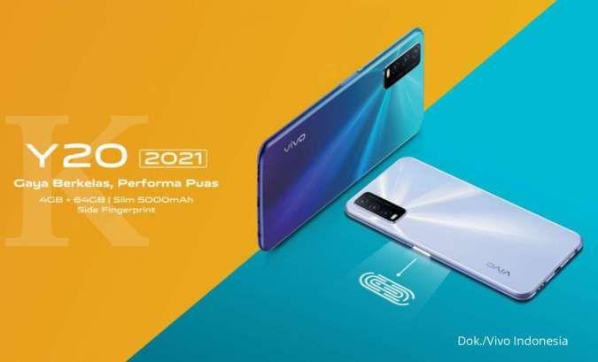 Jual beli vivo v19 online aman garansi shopee. harga HP Vivo Y20 2021 - Cek harga HP Vivo Y20 2021 terbaru, varian baru dengan RAM lebih besar