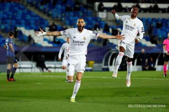 Real Madrid vs Chelsea di Liga Champions: The Blues unggul ...
