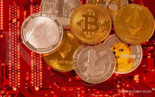 Bukan bitcoin, inilah aset kripto yang paling ...