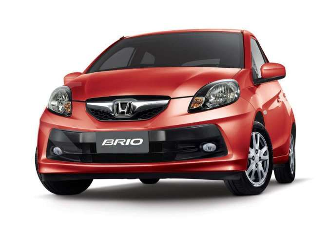 Harga mobil bekas Honda Brio