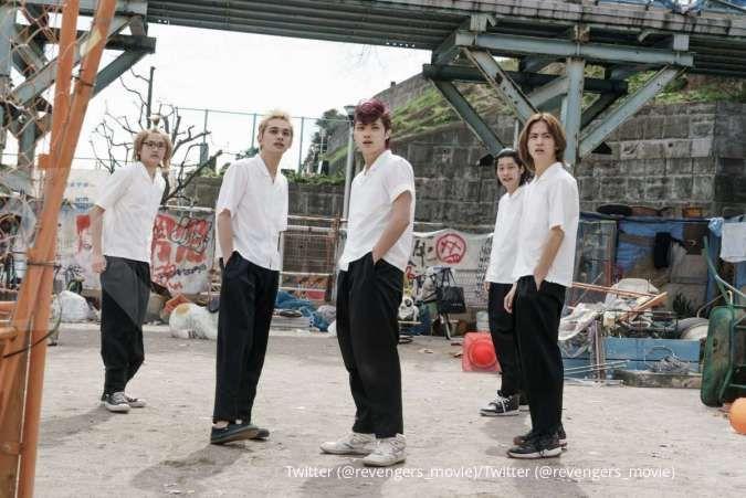 Mirip Di Anime Inilah Foto Pemeran Film Tokyo Revengers Versi Live Action
