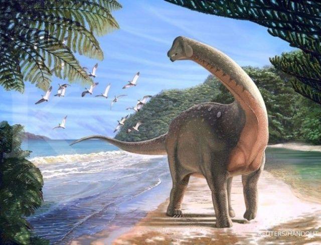 Inilah penjelasan dari pembuat dinosaurus yang viral di media sosial