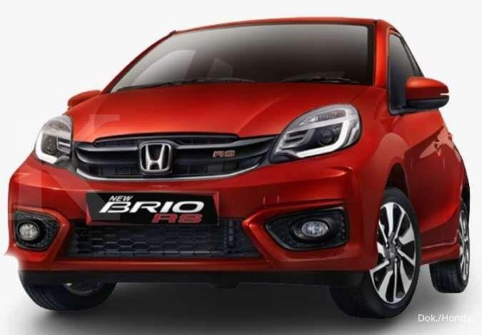 Kini dibanderol rp 181,3 juta otr jakarta per september 2021. Intip harga mobil Honda Brio RS terbaru awal September 2021