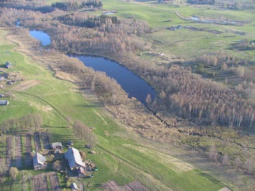 Latvija Vecsalienas pusē. Valērija Maļakova foto