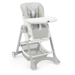 Padded High Chair Folding Zero Gravity ᐈ Cam Campione Best Price Technical Specifications Convertible Seat Multicolour