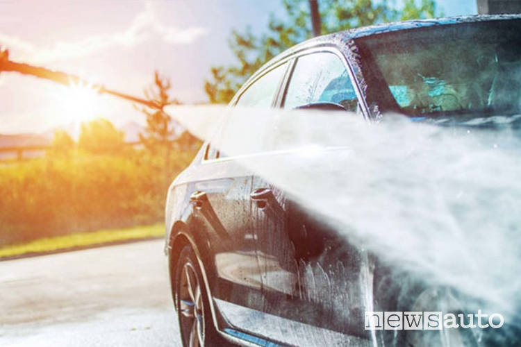 how to protect car from washing sun