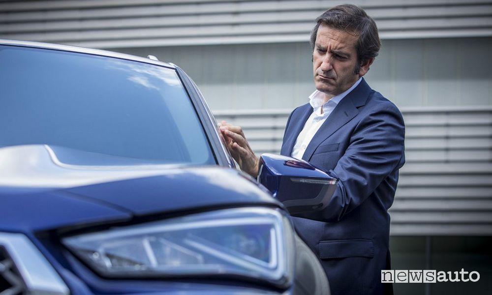 Design Renault, Mesonero-Romanos arrives at Seat