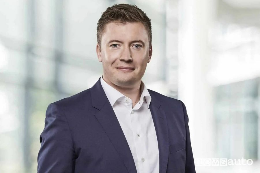 Mads Friis Jensen, Chief Commercial Officer and co-founder of Blue World Technologies